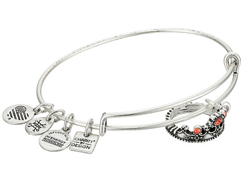Alex and Ani Charity by Design Queen s Crown Bangle - Rafaelian Silver