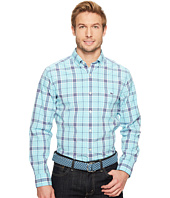 Vineyard Vines - Freshwater Pond Plaid Classic Tucker Shirt