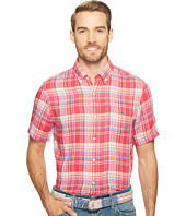 Vineyard Vines - Short Sleeve Beach Rose Plaid Tucker Shirt
