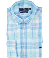 Vineyard Vines - Upper Bluff Plaid Classic Tucker Shirt