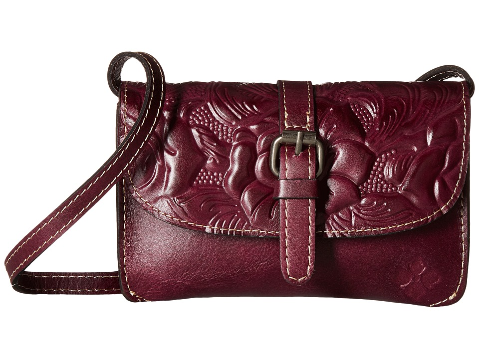 Patricia Nash - Tooled Torri Rose Crossbody