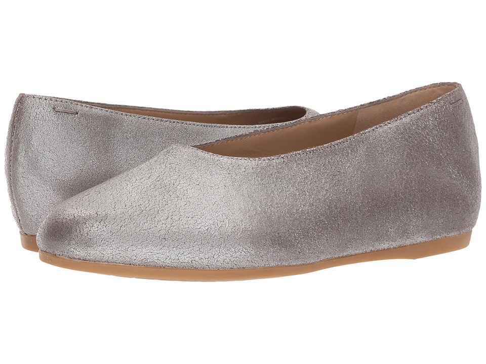 Eileen Fisher Nelie (Platinum Metallic Leather) Women