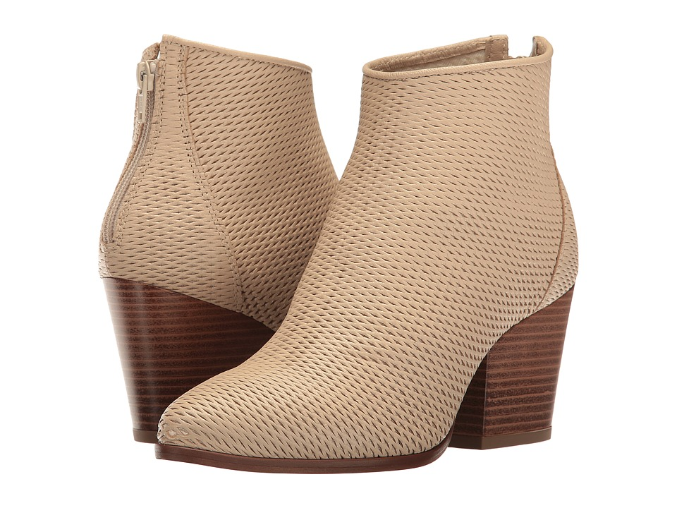 Summit by White Mountain Brickley (Sand Embossed Leather) Women