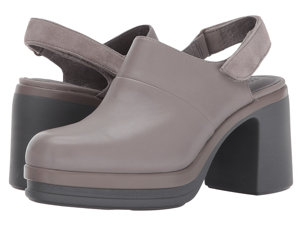 Camper Alice K200466 (Light Grey) High Heels