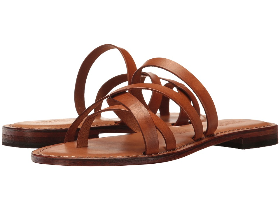 Summit by White Mountain Edlyn (Cognac Leather) Women