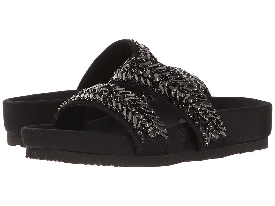 Suecomma Bonnie - Jewel Detailed Flat Sandal