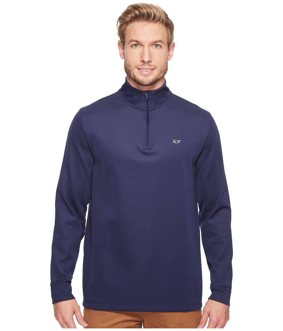Vineyard Vines Golf Vineyard Vines Golf - Buff Bay 1/4 Zip Performance Shirt