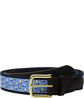 Vineyard Vines - Tequila & Lime Canvas Club Belt