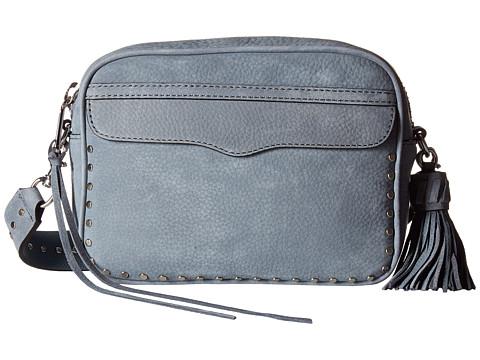 Rebecca Minkoff Bryn Camera Bag - Dusty Blue