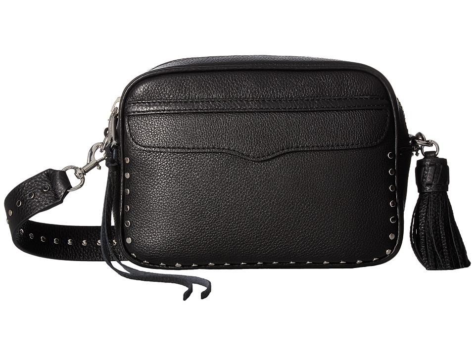 Rebecca Minkoff - Bryn Camera Bag (Black) Bags