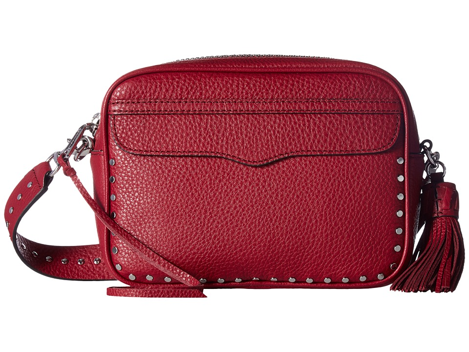 Rebecca Minkoff - Bryn Camera Bag (Beet) Bags
