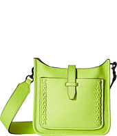 Rebecca Minkoff - Mini Unlined Feed Bag with Whipstitch