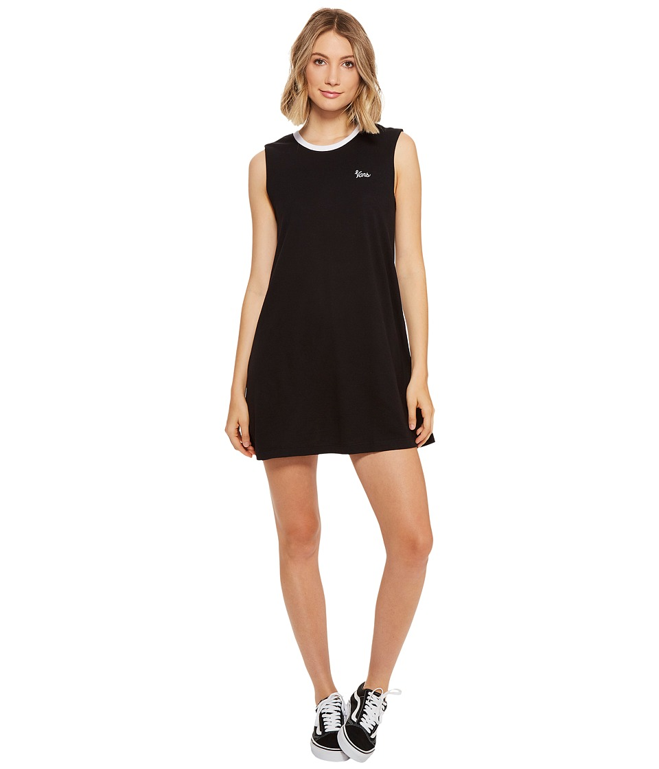 Vans Pipan Muscle Dress (Black) Women