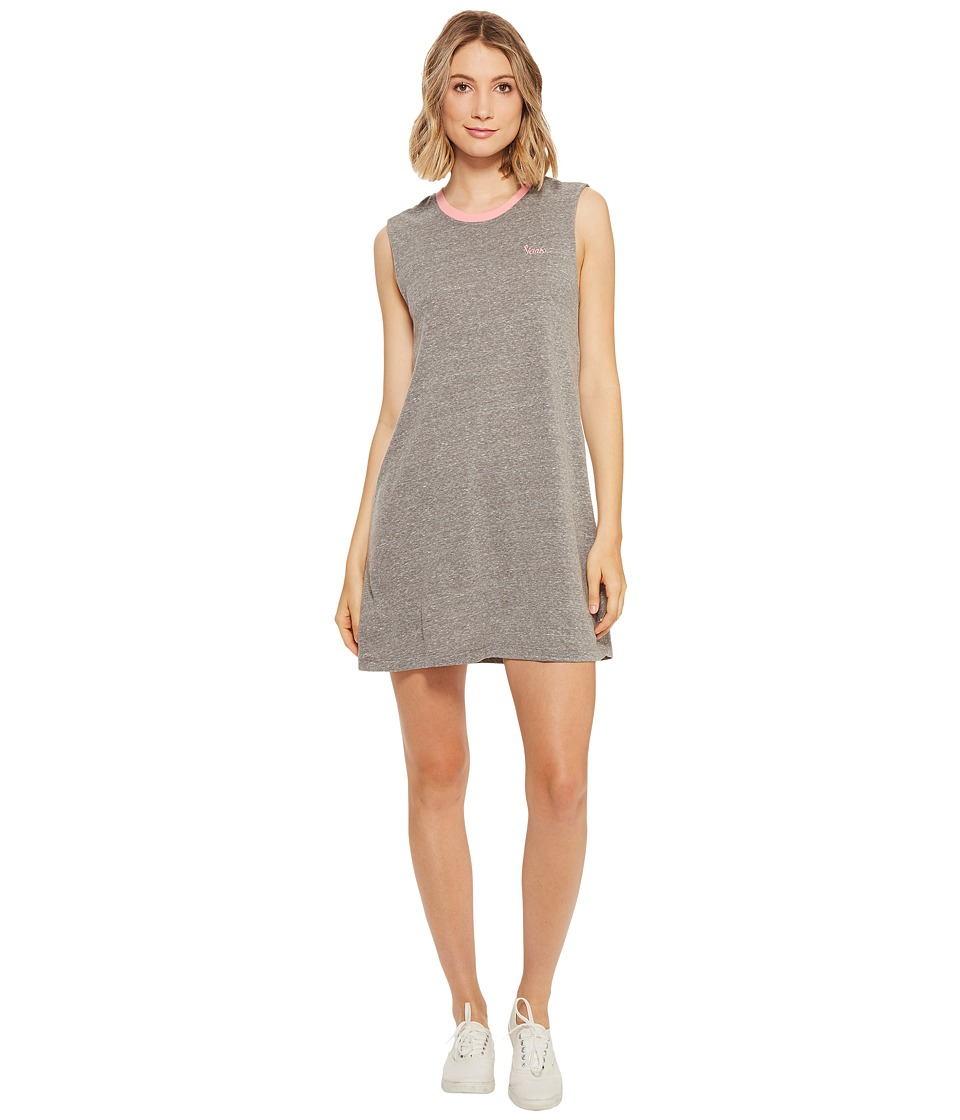 Vans Pipan Muscle Dress (Grey Heather) Women