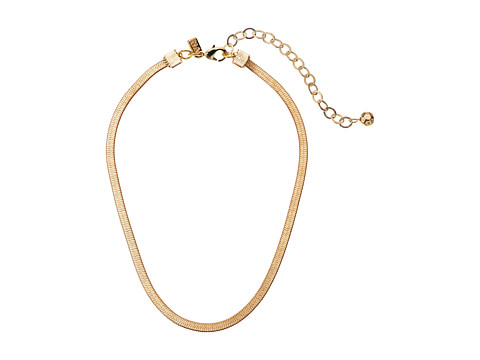Vanessa Mooney The Chi-Town Choker Necklace - Gold