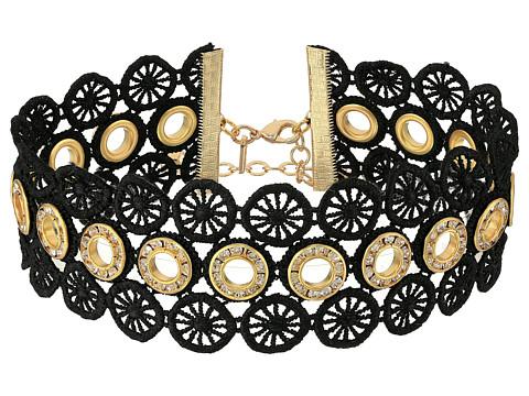 Vanessa Mooney The Youth Choker Necklace - Black