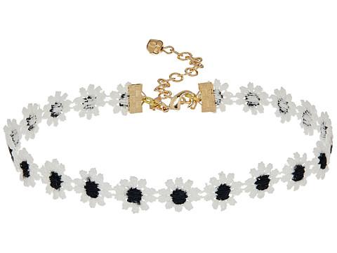 Vanessa Mooney The Katharine Choker Necklace - White