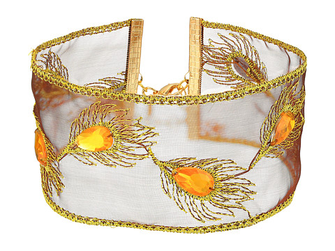 Vanessa Mooney The Judas Choker Necklace - Gold