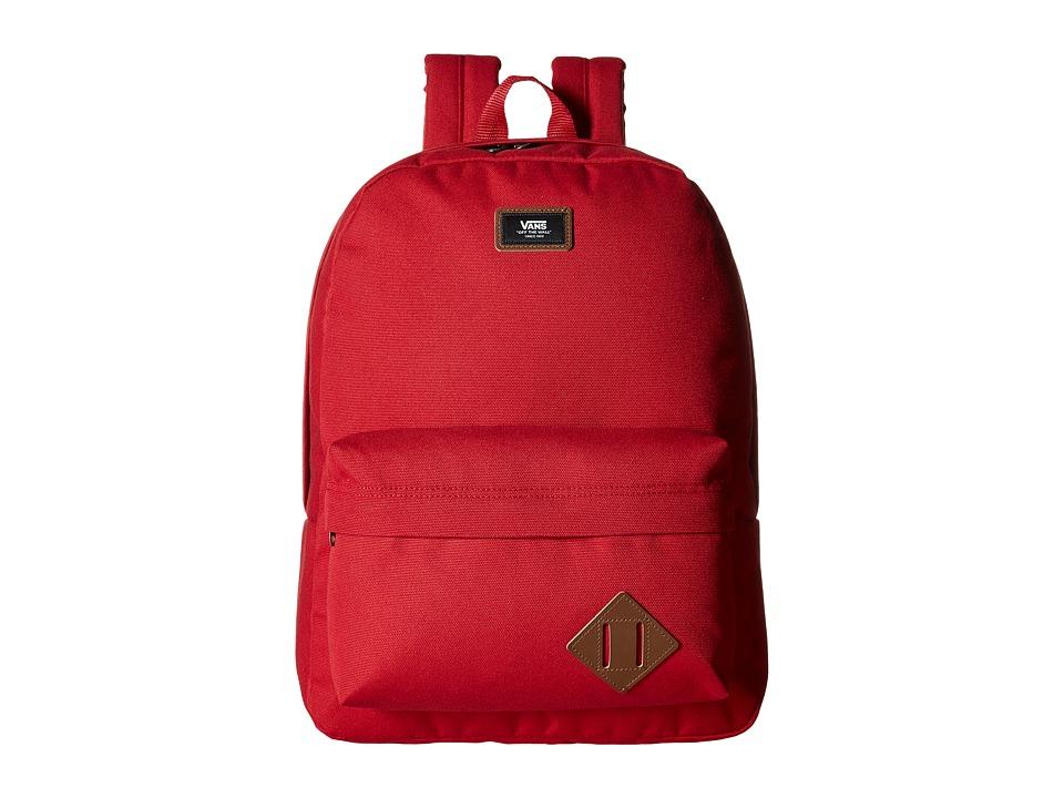Vans Old Skool II Backpack (Chili Pepper) Backpack Bags