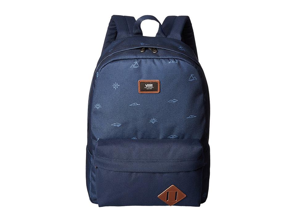 Vans Old Skool II Backpack (Stay Lit) Backpack Bags