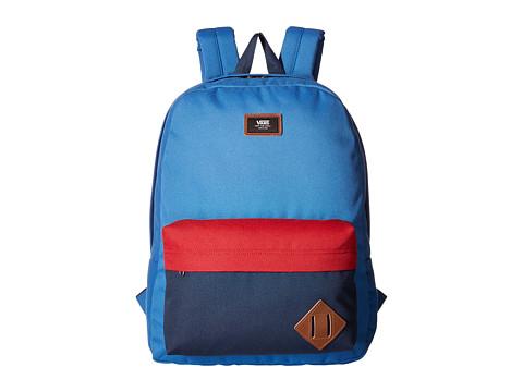 Vans Old Skool II Backpack - Delft Color Block