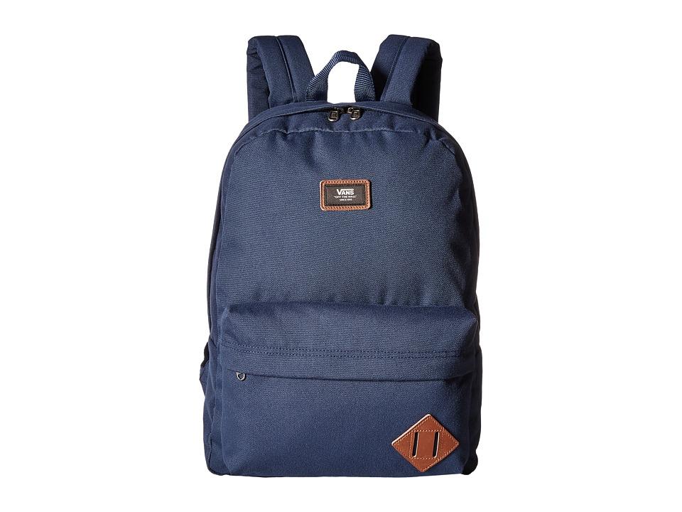 Vans Old Skool II Backpack (Dress Blues) Backpack Bags