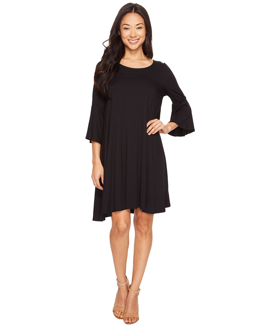 Nally & Millie - Babydoll Tunic with Ruffle Sleeve