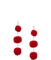 Vanessa Mooney - The Dragnet Pom Poms Earrings