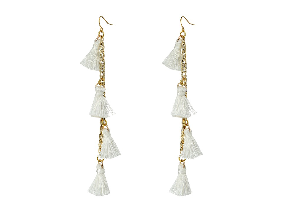 Vanessa Mooney - The Dynasty Earrings (White) Earring