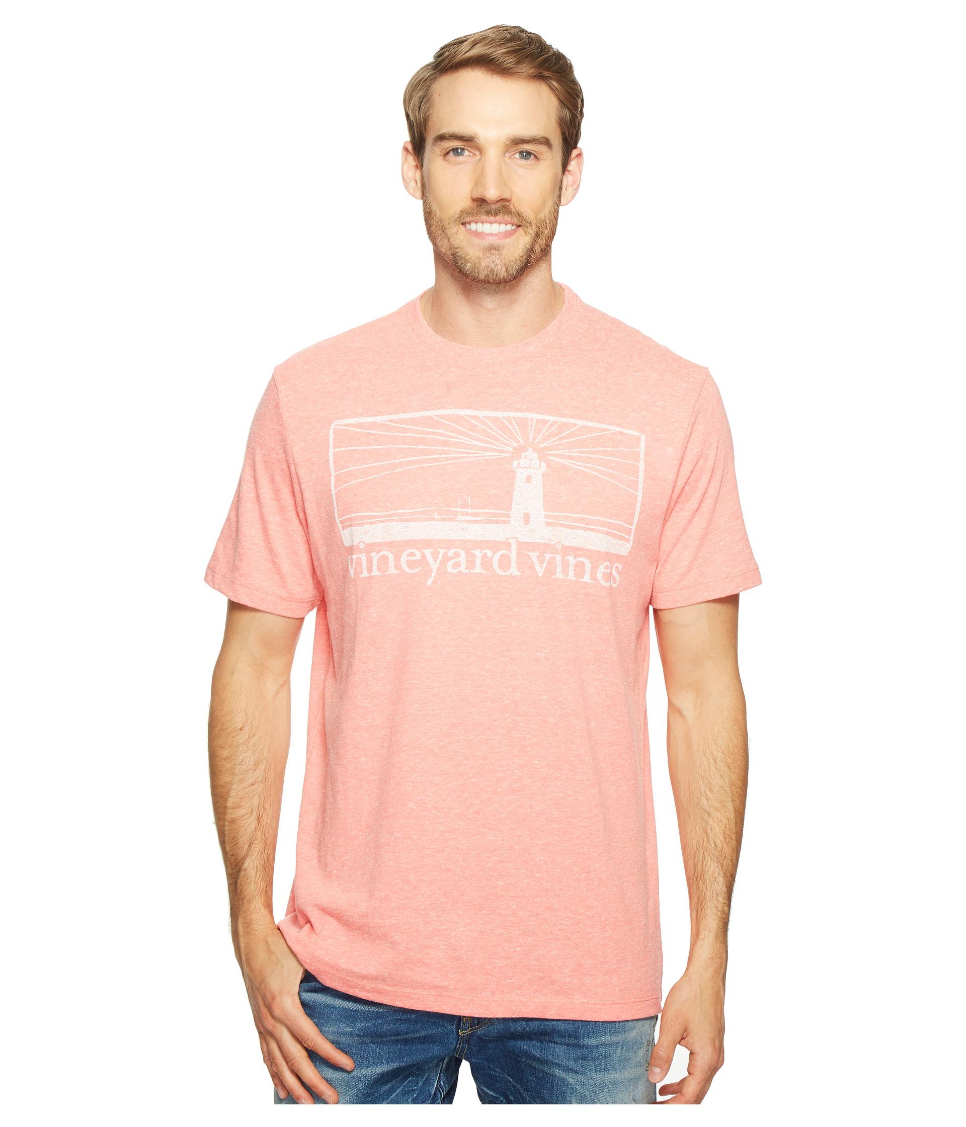 Vineyard Vines Short Sleeve Eastern Lights T Shirt At