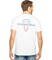 Vineyard Vines - Short Sleeve Stars & Stripes Lax Head T-Shirt
