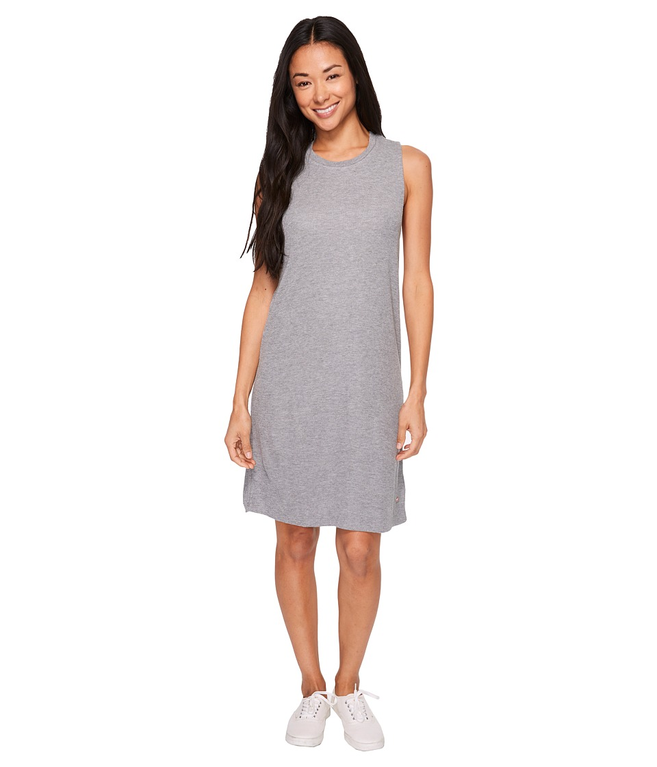 Volcom Lil Muscle Dress (Heather Grey) Women