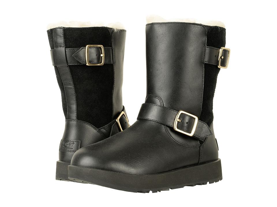 c71658aec92 UPC 190108792379 - UGG - Breida Waterproof (Black) Women's Boots ...
