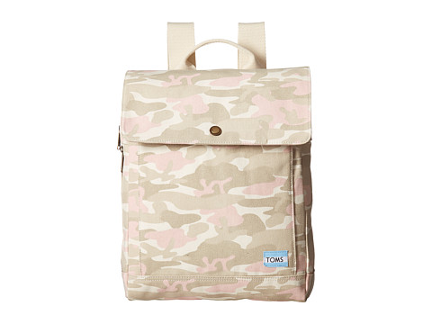 TOMS Camo Backpack - Birch