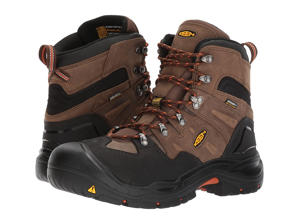 Keen Utility Coburg 6 Waterproof (Cascade Brown/Brindle) Men
