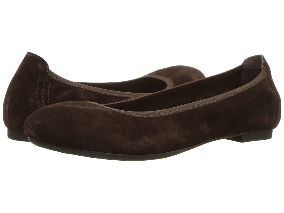 Born Julianne (Dark Brown Suede) Women