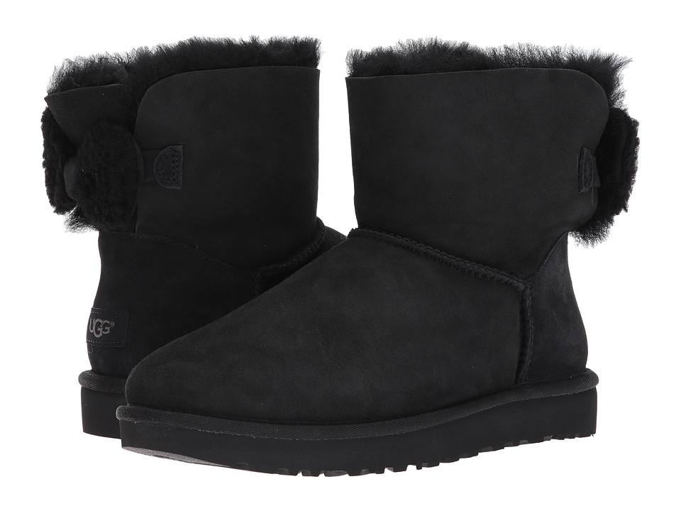 Ugg Arielle (Black) Women's Cold Weather Boots