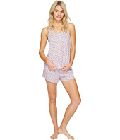 Jane & Bleecker - Woven PJ Shorty Set 3511302
