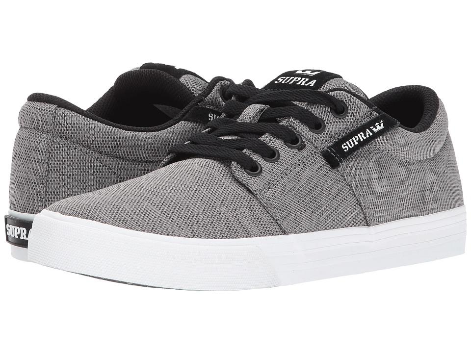 Supra Stacks Vulc II (Grey/White) Men
