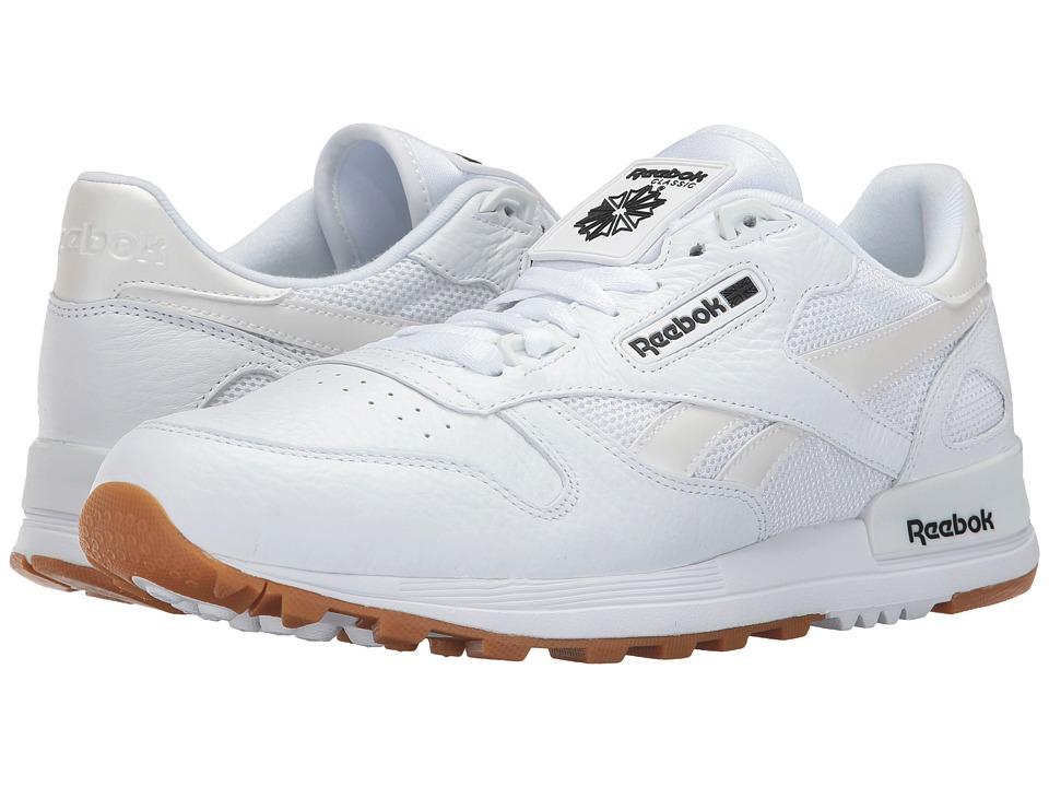 Reebok Lifestyle Classic Leather 2.0 (White/Black) Men