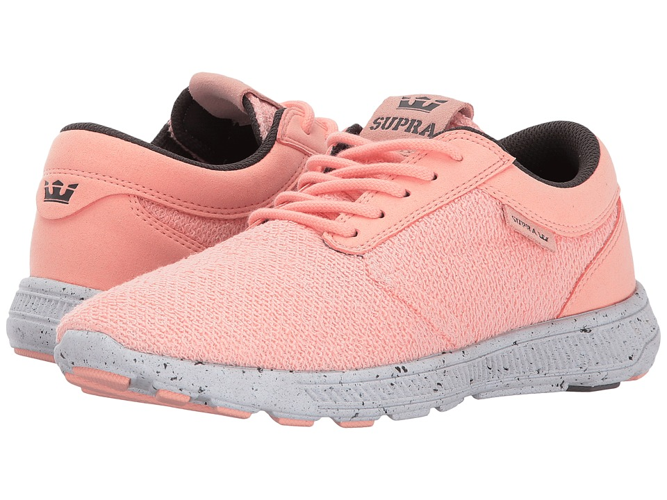 Supra Hammer Run (Tropical Peach/Charcoal) Women