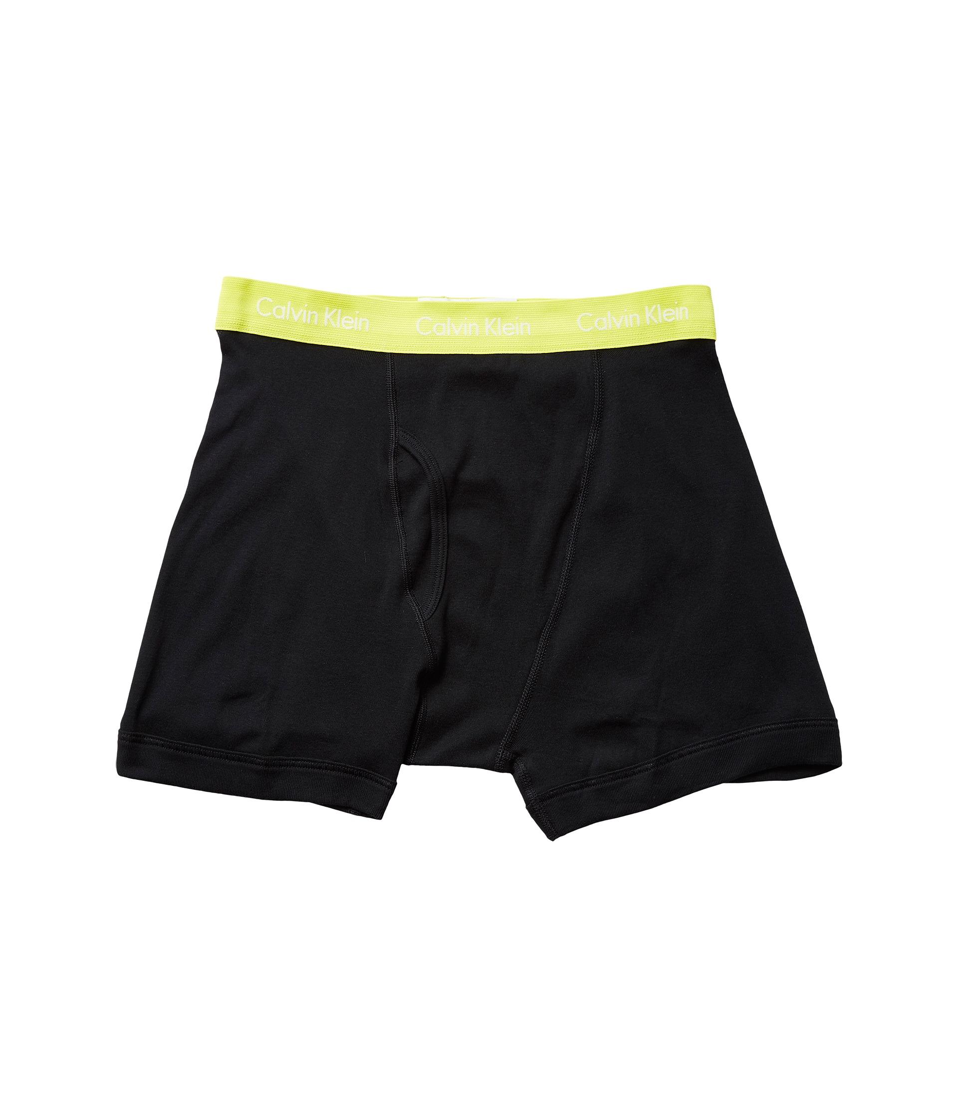 calvin klein underwear cotton classics 4 pack boxer briefs. Black Bedroom Furniture Sets. Home Design Ideas