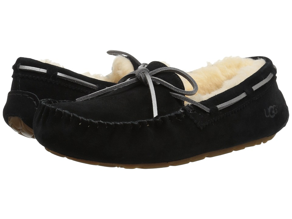UGG Dakota Metallic (Black) Women