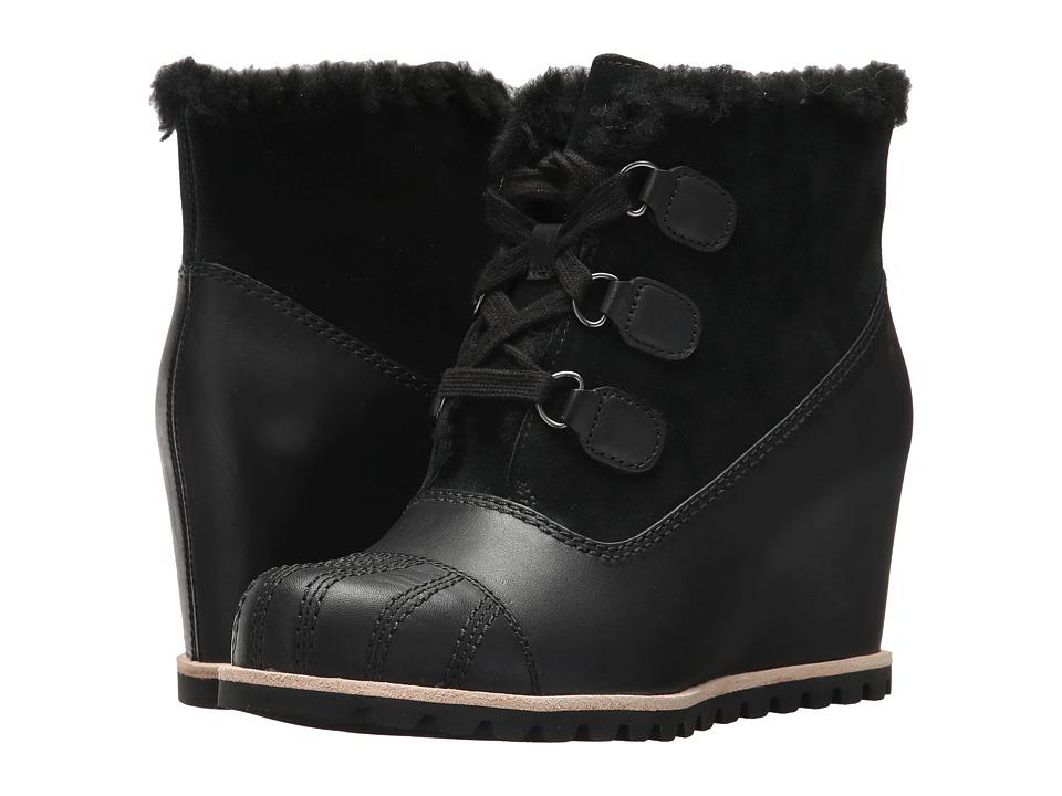 Ugg Alasdair Waterproof (Black) Women's Boots