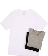 Michael Kors - Essentials Crew Neck T-Shirt 3-Pack