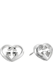 Gucci - Love Britt Heart Earrings