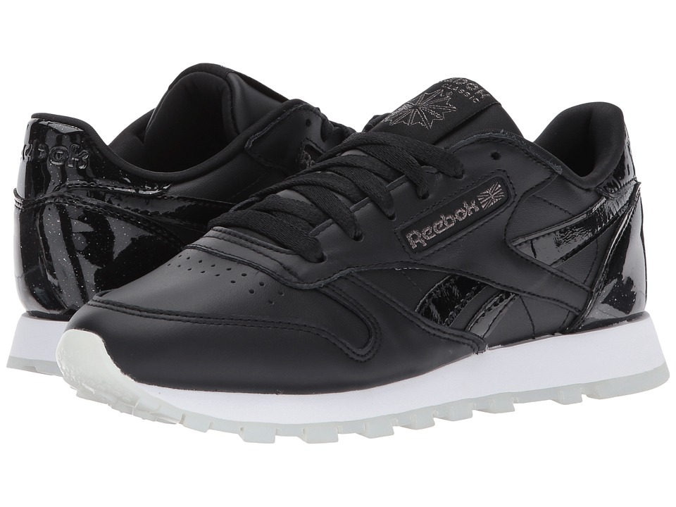 Reebok Lifestyle Classic Leather (Black/White/Ice) Women