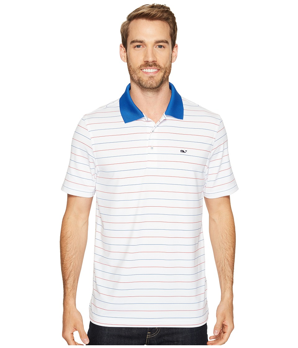 Vineyard Vines Golf - Litchfield Stripe Shirt