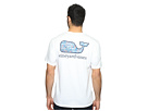 Vineyard Vines - Short Sleeve Bonefish in Coral Whale Pocket Shirt