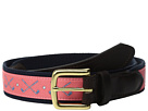 Vineyard Vines - Crossed Clubs Canvas Club Belt